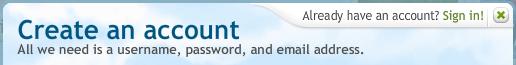 Formulaires Web : Inscription rapide et simple