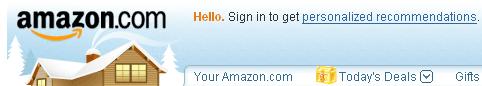 Ecommerce : Amazon.com