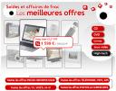 Ecommerce : Soldes - Fnac : page intérieure