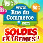 Ecommerce : Soldes - Rue du commerce