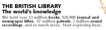 Google generarion - British Library