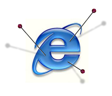 Internet Explorer - Image source http://nexus404.com/Blog/2007/10/26/make-your-own-internet-explorer-voodoo-doll-a-step-by-step-guide/