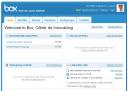Partage & stockage de fichiers - Box.net - Accueil