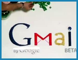 GMail buzz vidéo