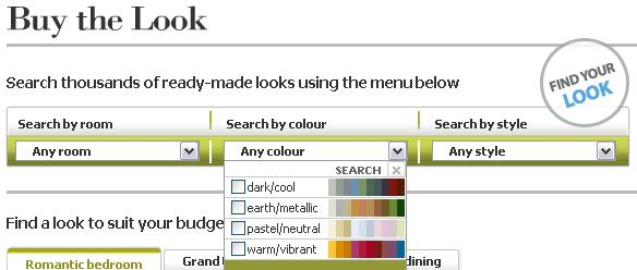Mydeco.com : recherche de design