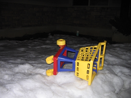Un panier abandonné… Image source : http://www.nomoreabandonedcarts.com/PhotoDetail.aspx?pid=7224e89d-6762-4821-9e79-9a001e4e646a