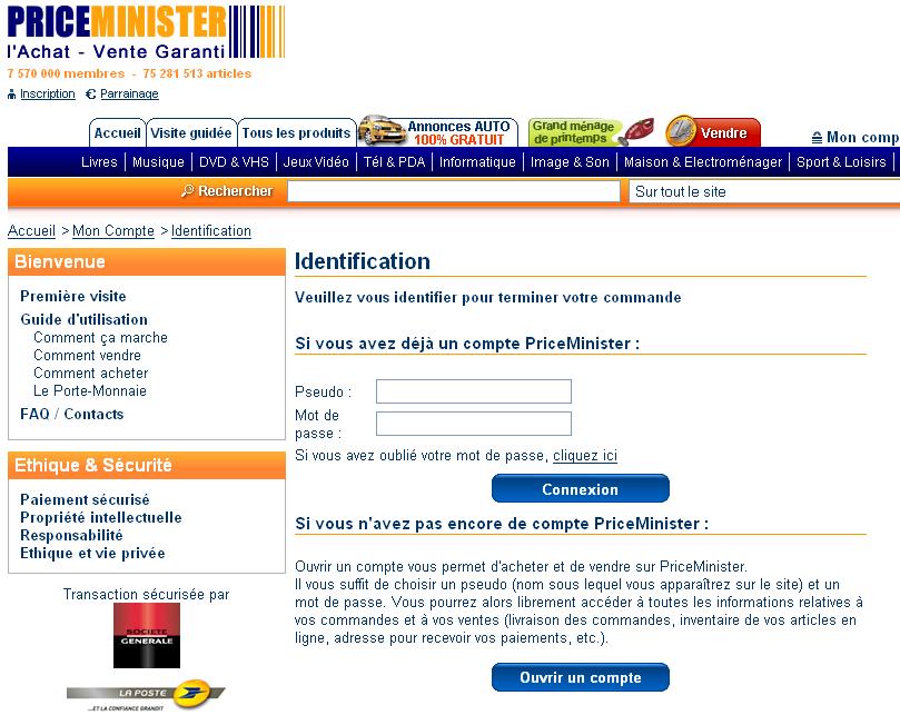 Innovablog > E-commerce : faut-il être loggé pour acheter en ligne ?