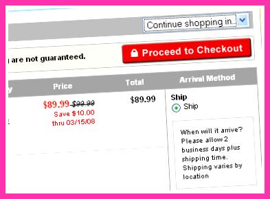 Email abandon panier e-commerce