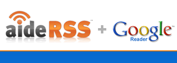 AideRSS & Google Reader