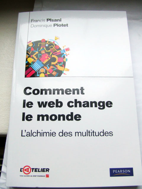 Pisani : Comment le web change le monde couverture