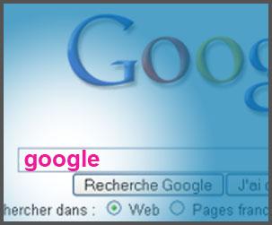 URL adresse Google